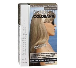 Emulsion Colorante Blond Clair Cendré j.f. lazartigue