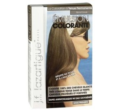 Emulsion Colorante Blond foncé j.f lazartigue
