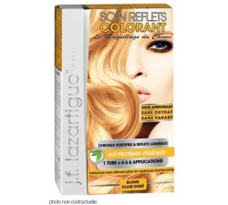 Soin Reflets Colorant Blond Clair Doré j.f. lazartigue