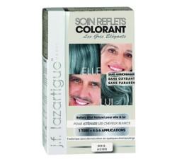 Soin Reflets Colorant Gris Acier j.f. lazartigue