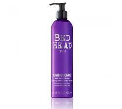 Shampooing Violet Dumb Blonde Bed Head
