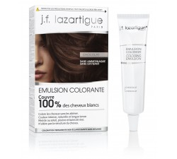 Emulsion Colorante Chocolat j.f lazartigue