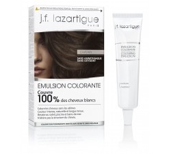 Emulsion Colorante Châtain j.f lazartigue