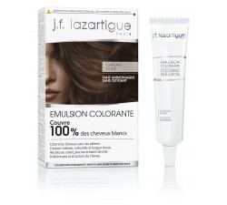 Emulsion Colorante Châtain Doré j.f lazartigue